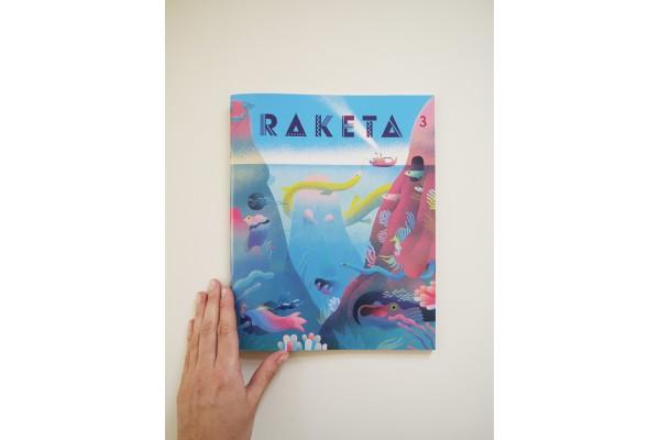 Časopis Raketa 3