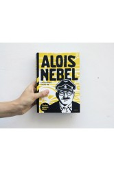 ALOIS NEBEL Kreslená románová trilogie – Jaroslav Rudiš & Jaromír 99