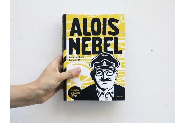 Alois Nebel – Kreslená románová trilogie – Jaroslav Rudiš & Jaromír 99