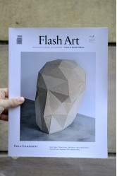 Flash Art Czech & Slovak Edition No. 35 / Pavla Sceranková