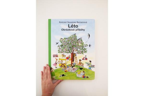 Rotraut Susanne Bernerová – Léto. Obrázkové příběhy