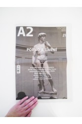 A2 – číslo 21 / PORNO A UMĚNÍ