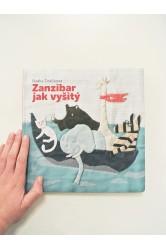 Radka Dráčková – Zanzibar jak vyšitý