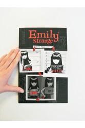 Emily Strange – Ztracená, temná a znuděná