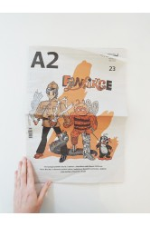A2 – číslo 23 / FANFIKCE