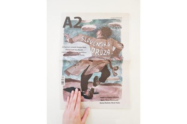 A2 – číslo 25/26 / SLOVENSKÁ PRÓZA