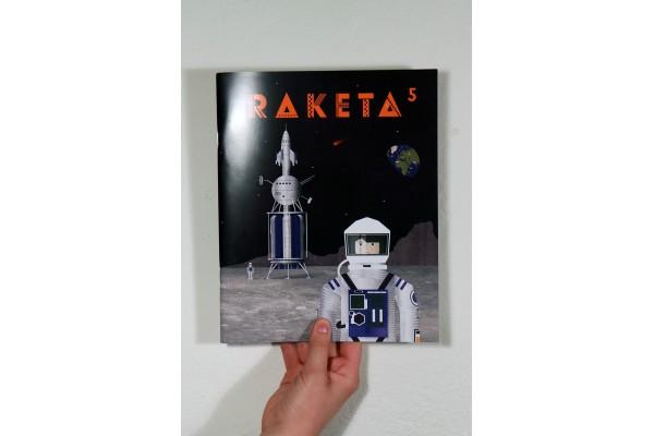 RAKETA č. 05 / Vesmír