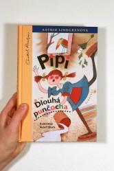 Pipi Dlouhá punčocha – Astrid Lindgrenová
