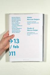 Ateliér Marcuse Geigera- katalog