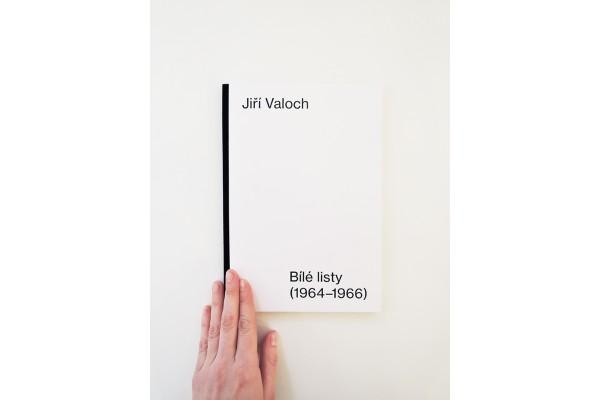 Bílé listy /1964 - 1966/ - Jiří Valoch
