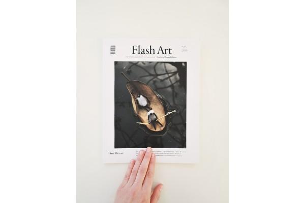 Flash Art Czech & Slovak Edition No. 37 / Oto Hudec