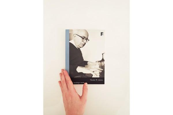 Úvod do sociologie hudby – Theodor W. Adorno