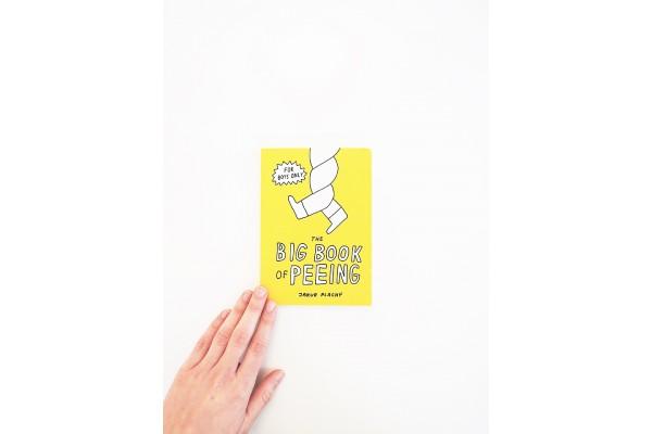 Big Book of Peeing – Jakub Plachý