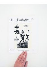Flash Art Czech and Slovak edition No. 38/ December – February 2016 / Petr Váša