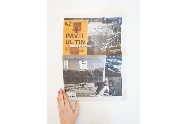 A2 – číslo 3/2016 / PAVEL ULITIN