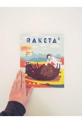 RAKETA č. 6. Časopis pro děti chytrých rodičů. Mláďata.