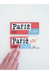 flipbook To je Paříž – M. Šašek