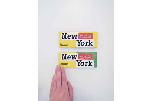 To je New York – M.Šašek (flipbook)