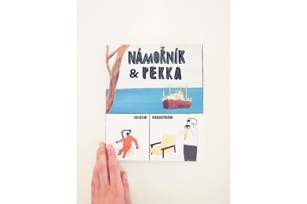 Námořník a Pekka – Jockum Nordström