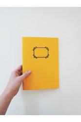 Sešit Estempare, žlutý – Parapet