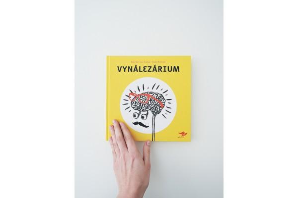Vynálezárium – Robin Král, Jana Hrušková, Zuzana Brečanová