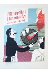 Plakát Běžíliška – Minerální limonády