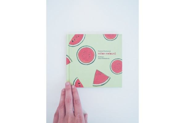 Milion melounů + CD – Daniela Fischerová