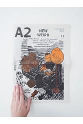 A2 – číslo 13/2016 / NEW WEIRD