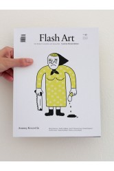 Flash Art Czech and Slovak edition No. 40 / June – August 2016 / Andrej Kolenčík