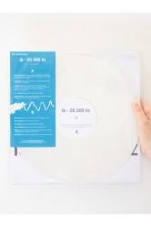 16–20 000 Hz + vinyl / Obraz/zvuk–hudba/čas