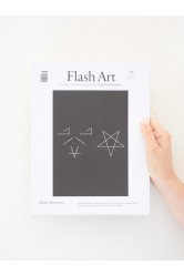 Flash Art Czech and Slovak edition No. 40 / June – August 2016 / Matěj Smetana