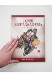 Sen malého kapitána Arsenia / Deník vynálezů – Pablo Bernasconi