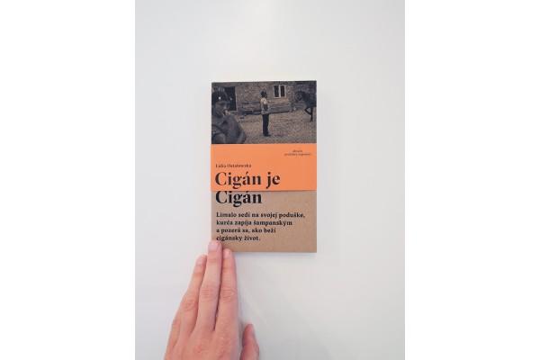 Cigán je Cigán – Lidia Ostałowska