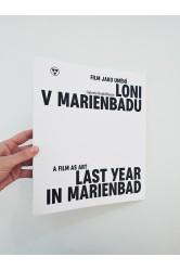 Loni v Marienbadu / Film jako umění / Last Year in Marienbad / A Film as Art
