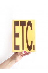 etc. galerie 2004–2015 / etc. gallery 2004–2015 – Markéta Vinglerová