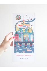 Pexeso Praha / Memory game Prague