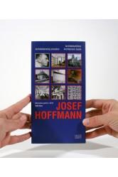 Josef Hoffmann / Architektonický průvodce
