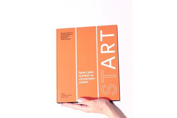 StArt / Sport jako symbol ve výtvarném umění – Rostislav Švácha (ed.)