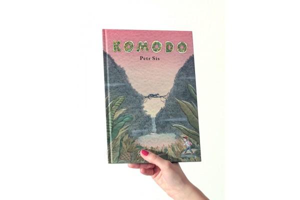 Komodo – Petr Sís