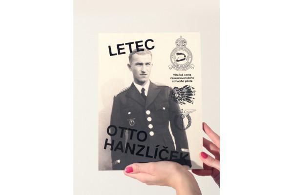 Letec Otto Hanzlíček / Válečná cesta československého stíhacího pilota – Matěj Hanauer (ed.)