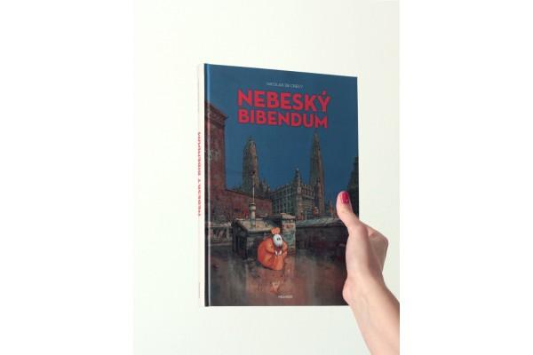 Nebeský bibendum - Nicolas de Crégy