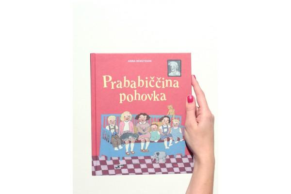 Prababičina pohovka - Anna Bengtsson