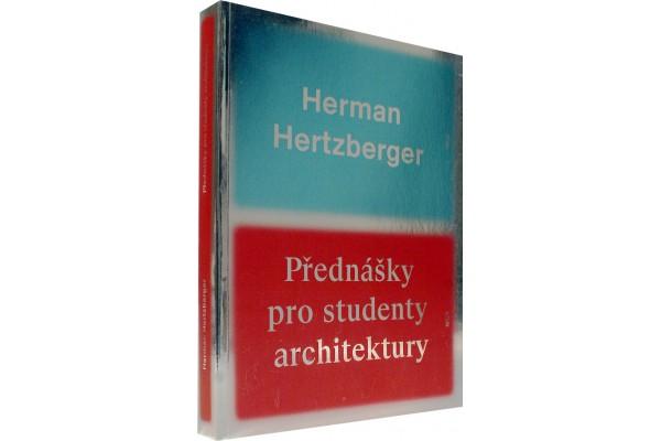 Přednášky pro studenty architektury – Herman Hertzberger