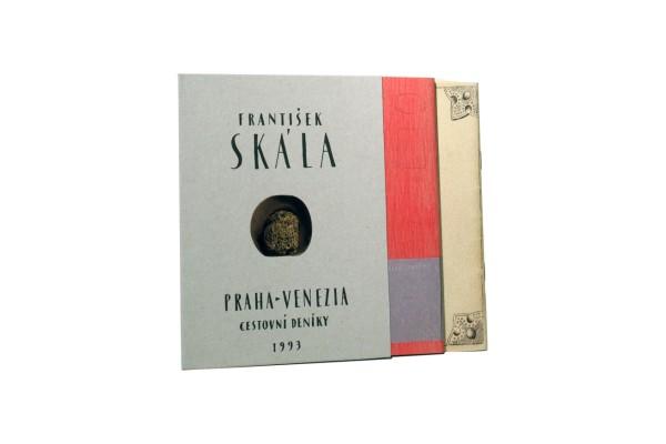František Skála: Praha – Venezia, Cestovní deníky, 1993