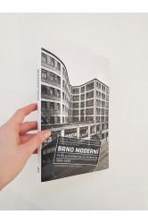 Brno moderní / Velký průvodce po architektuře 1890-1948 – Petra Svobodová, Vladimír Šlapeta, Renata Vrabelová