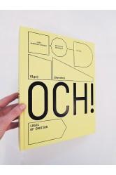OCH! Olgoj Chorchoj / Logic of emotion (EN) – Lada Hubatová-Vacková, Rostislav Koryčánek (eds.)