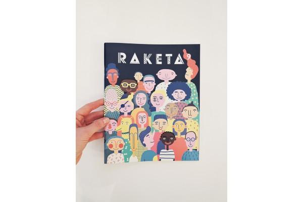 Raketa č. 9 . Časopis pro děti chytrých rodičů / Jinýma očima