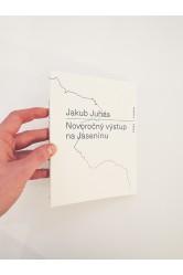 Novoročný výstup na Jaseninu – Jakub Juhás