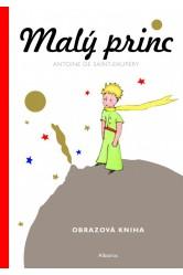 Malý princ - Malá obrazová kniha /
