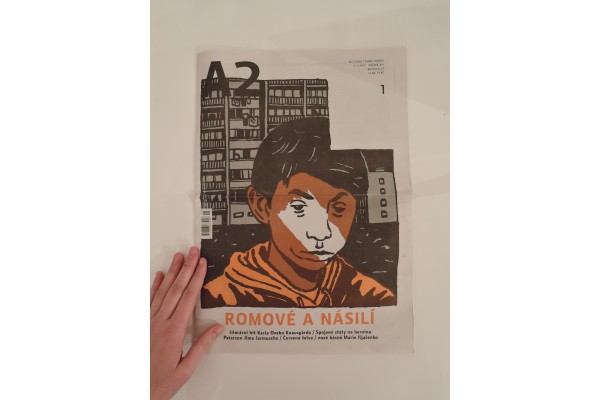 A2 – číslo 1/2017 / ROMOVÉ A NÁSILÍ